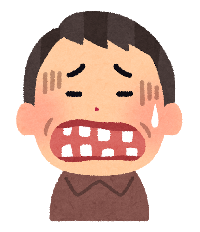 糖尿病の6番目の合併症、歯周病